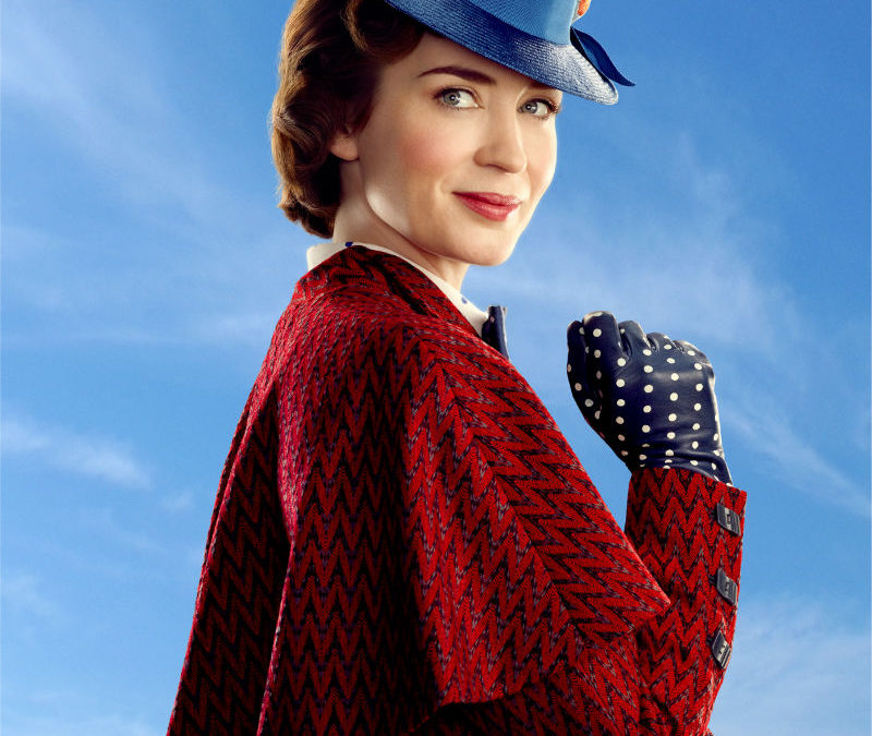 Mary Poppins Returns as Emily Blunt: A Kite That Soars on the Breeze of its Predecessor