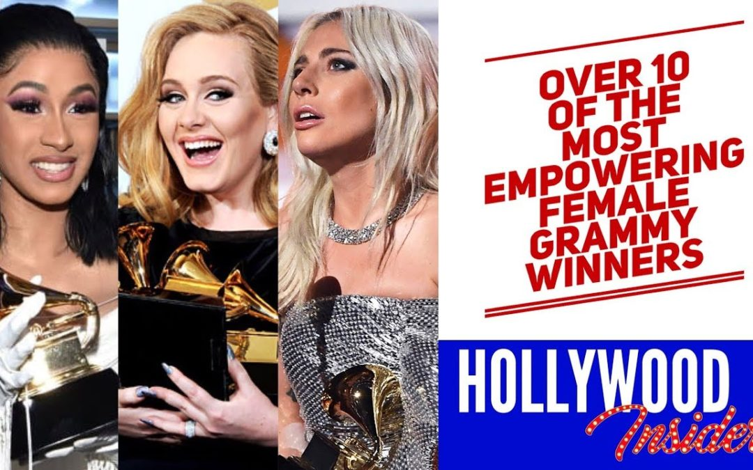 Video: Over 10 of the Most Empowering Female Grammy Winners