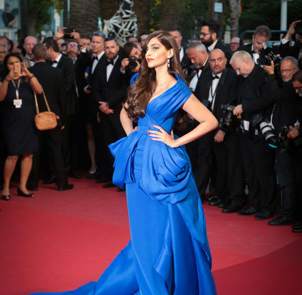Sonam Kapoor Ahuja Cannes Film Festival