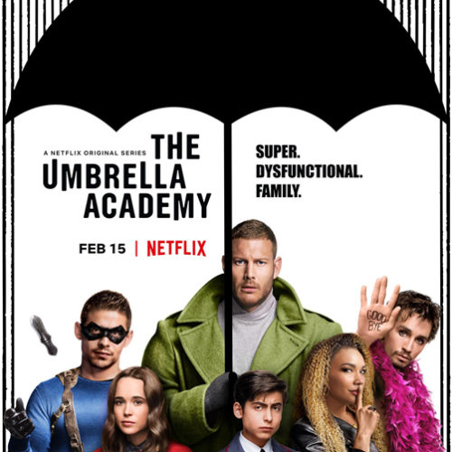 Netflix's <em>The Umbrella Academy's</em> First Rain Is Darkly Refreshing