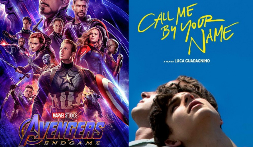 Independent Films Vs Blockbuster Poster