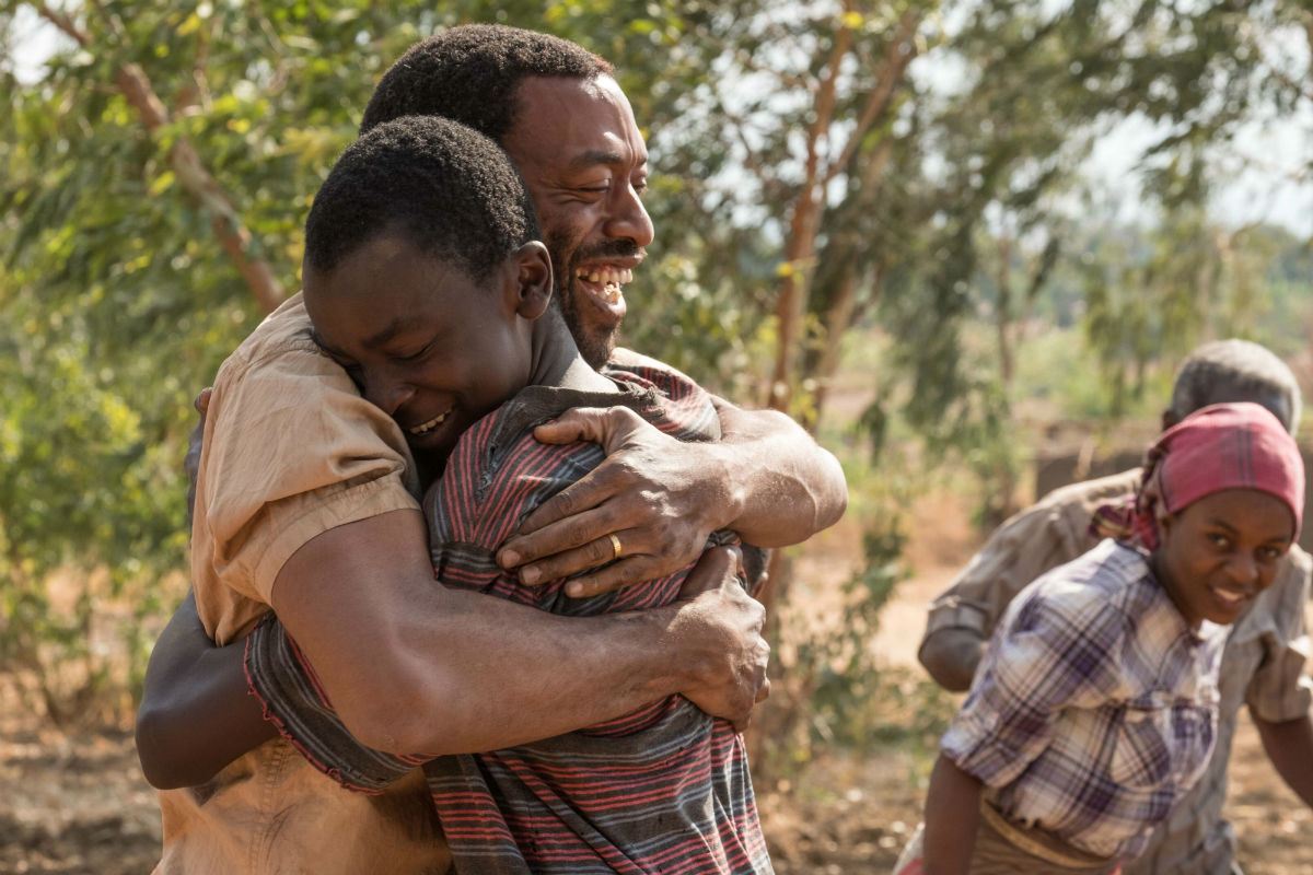 The Boy Who Harnessed The Wind Chiwetel Ejiofor Netflix Film