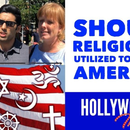 Episode 2: Should Religion Be Utilized To Govern America? | Messages From America