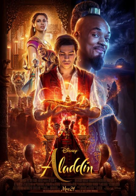 <em>Aladdin:</em> Trailer With A Scoop Of Trivia