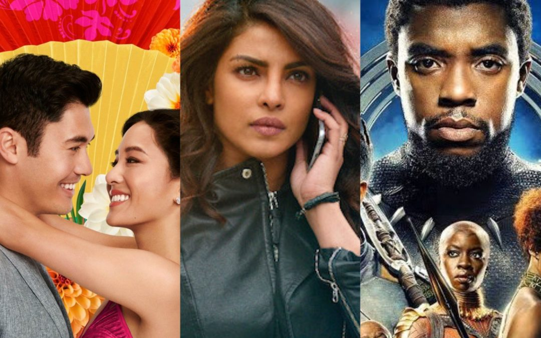 Has Crazy Rich Asians, Black Panther And Priyanka Chopra Eradicated White-Washing In Hollywood?: Improvements Happening, More Needs To Be Done