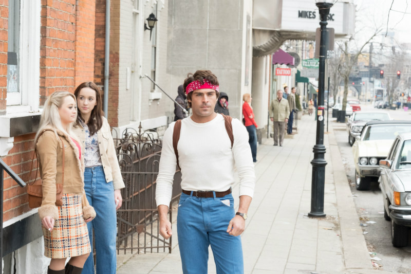 Extremely Wicked, Shockingly Evil and Vile. Zac Efron as Ted Bundy. Brian Douglas/Netflix