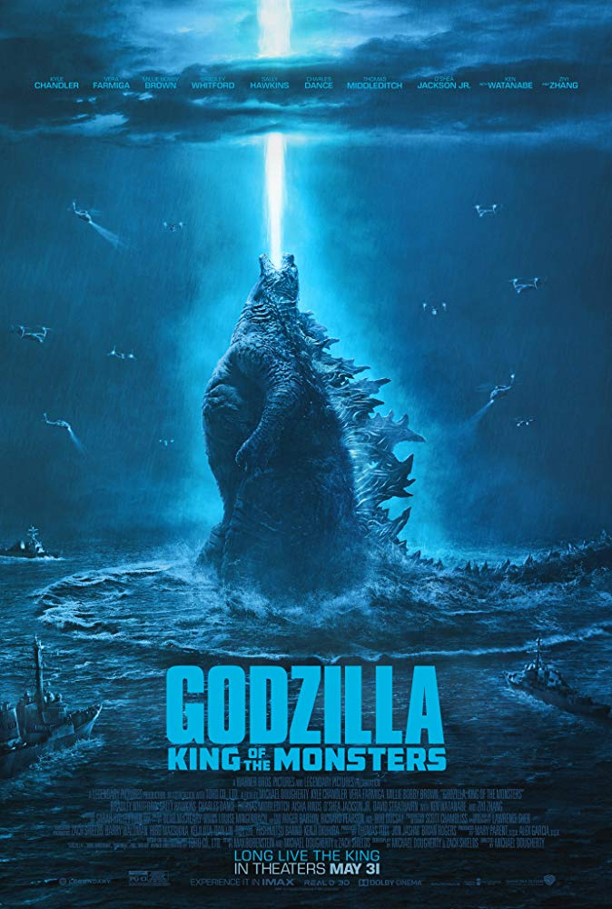 Godzilla: King Of Monsters, Millie Bobby Brown, Vera Farmiga, Zhiyi Zhang