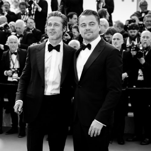 True Hollywood Glamour Arrives At Cannes – Premiere of Quentin Tarantino's Once Upon A Time… In Hollywood: Brad Pitt, Leonardo DiCaprio & Margot Robbie Wow All