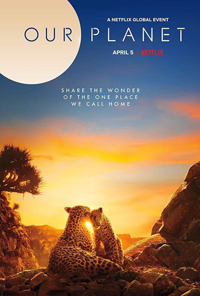 Our Planet. Netflix