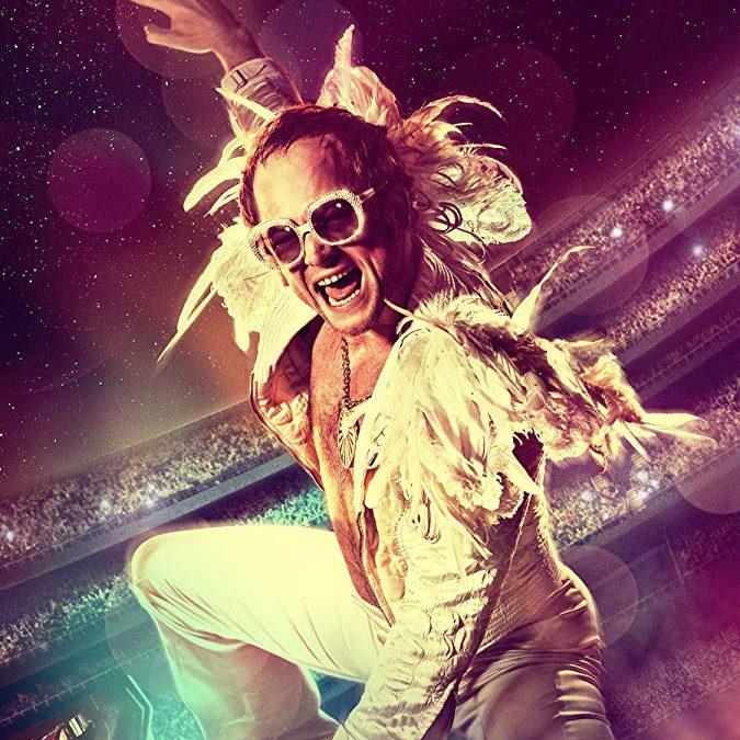 """Rocketman: Elton John, Taron Egerton & Richard Madden On """"Trailer With A Scoop Of Trivia"""""""