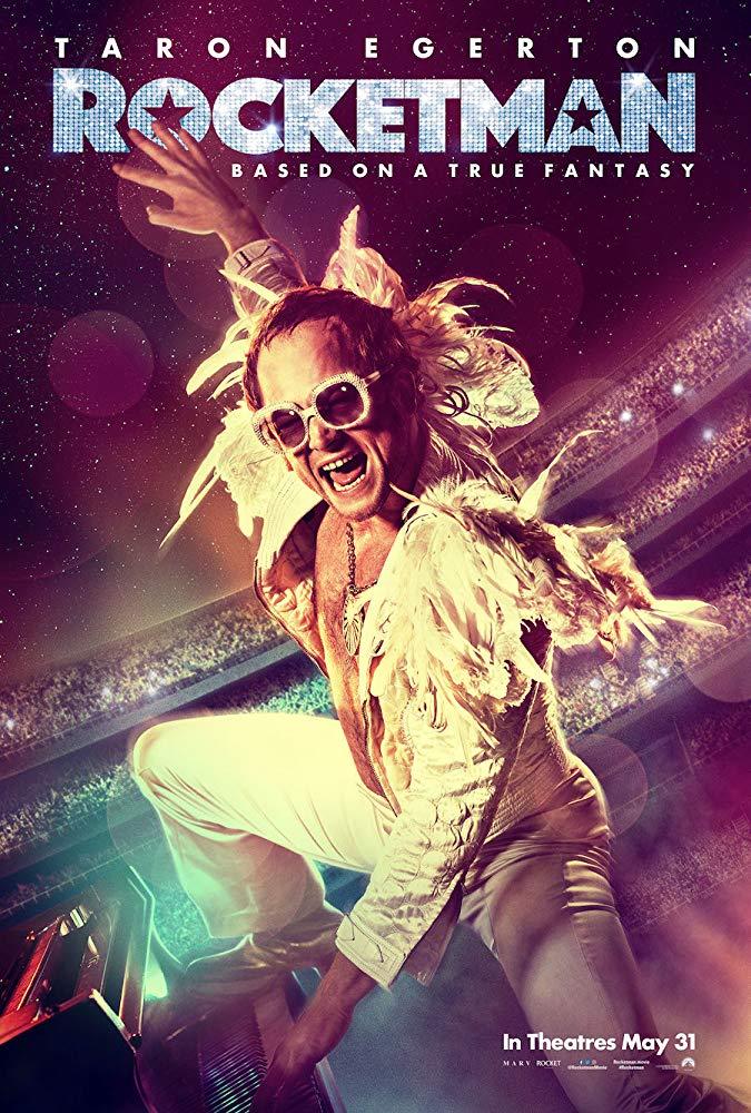Rocketman Elton John Taron Egerton Richard Madden