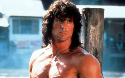 "Rambo V: Last Blood – 32 Behind The Scenes On Sylvester Stallone & Rambo Series On ""Trailer With A Scoop Of Trivia"""