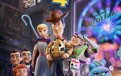 "Toy Story 4: Tom Hanks, Tim Allen, Keanu Reeves & ""Trailer With A Scoop Of Trivia"""