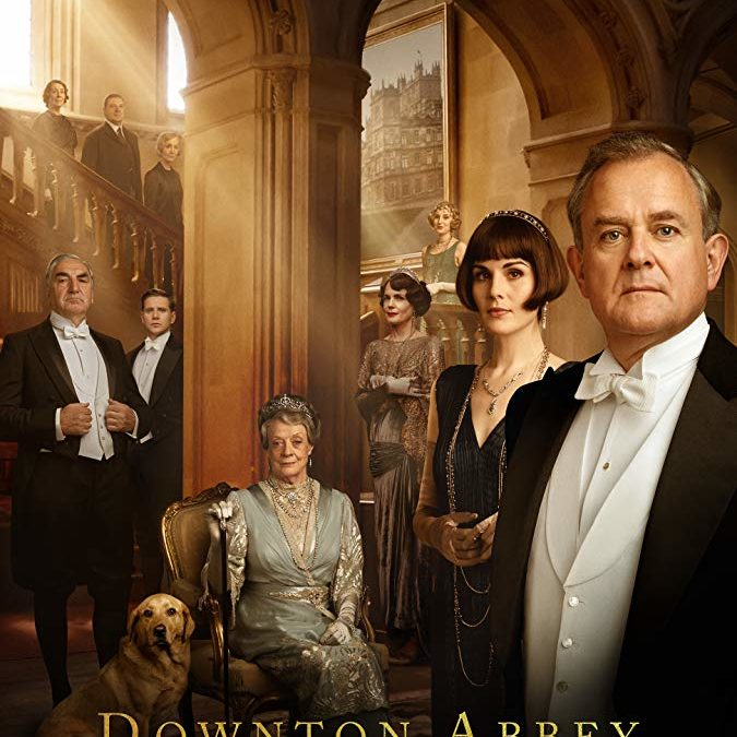 Blue Blood Drips From The New Posters Of Downton Abbey: In-Depth Analysis