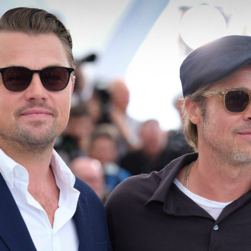 Watch: Reaction From Stars On The Making Of <em>Once Upon A Time In... Hollywood</em> | Leonardo DiCaprio, Brad Pitt, Margot Robbie & Quentin Tarantino