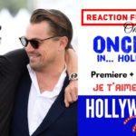 Watch: Reaction From Stars On The Making Of <em></noscript>Once Upon A Time In… Hollywood</em> | Leonardo DiCaprio, Brad Pitt, Margot Robbie & Quentin Tarantino