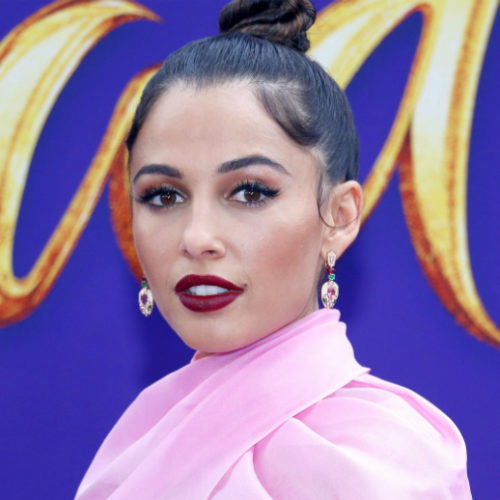 <em>Aladdin's</em> Naomi Scott Is An Actress & Humanitarian: The New Feminist Princess Jasmine Demanded More From Her Role In Reel-&-Real-Life