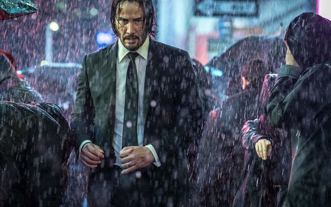 John Wick: Chapter 3 – Parabellum – Keanu Reeves & Halle Berry In Near Perfect Action Flick