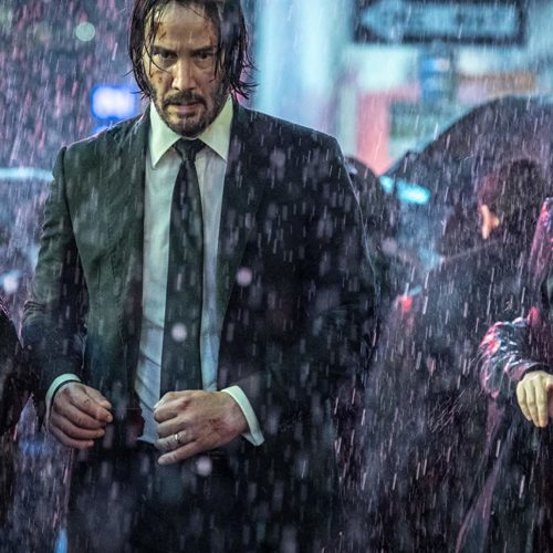 <em>John Wick: Chapter 3 - Parabellum</em> - Keanu Reeves & Halle Berry In Near Perfect Action Flick