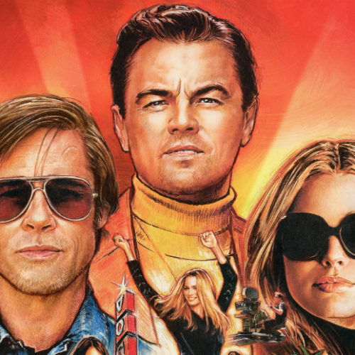 New & Exciting Poster Released For <em>Once Upon A Time In… Hollywood –</em> Taking A Page Out Of The Golden Age Of Hollywood