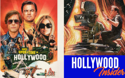 EXCLUSIVE: Watch – Is That Quentin Tarantino Hidden In Plain Sight In The New Poster Of Once Upon A Time In… Hollywood?: An In-Depth Analysis