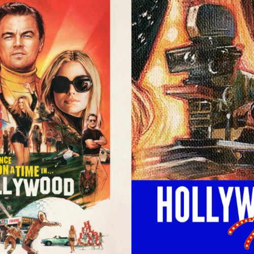 Video: Quentin Tarantino Cameo Hidden in Poster of 'Once Upon A Time In Hollywood'?