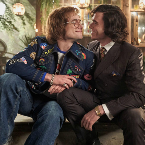 Elton John's Biopic Rocketman: A Tale Of Love, Rockstar Fame & Thriving At All Odds Essayed By Taron Egerton, Richard Madden, Jamie Bell, Etc.