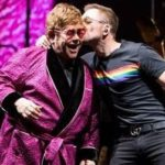 Watch: Surprise Duet From Elton John & <em>Rocketman's</em> Taron Egerton On Stage At Elton's Farewell Tour In UK