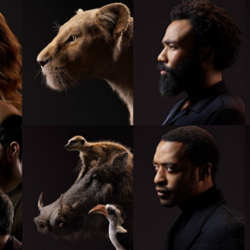 Watch: Reaction From Stars On The Making Of <em>The Lion King</em> | Beyoncé, Donald Glover, Chiwetel Ejiofor, Seth Rogen, Jon Favreau
