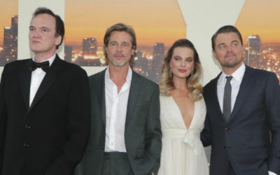 "WATCH: Once Upon A Time In Hollywood's Premiere & ""Reaction From Stars"" Leonardo DiCaprio, Brad Pitt, Quentin Tarantino, Margot Robbie, Etc. On The Making Of The Masterpiece"
