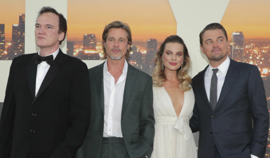 ONCE UPON A TIME IN HOLLYWOOD Los Angeles Premiere Leonardo Dicaprio Brad Pitt Quentin Tarantino Margot Robbie Hollywood Insider