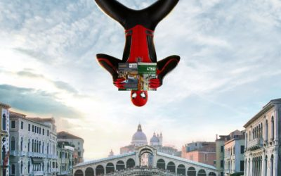 "Spider-Man: Far From Home – Tom Holland, Jake Gyllenhaal, Zendaya & ""Trailer With A Scoop Of Trivia"""