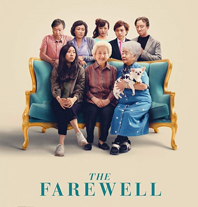 The Farewell Movie Asian Americans Chinese Awkwafina, Tzi Ma, Diana Lin, Jim Liu