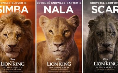 Watch: New Dialogue Promos & Song From The Lion King Starring Beyoncé, Donald Glover, Seth Rogen, Chiwetel Ejiofor