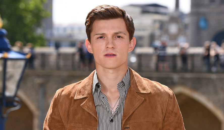 Tom Holland Spider Man Far From Home Premiere Marvel Disney
