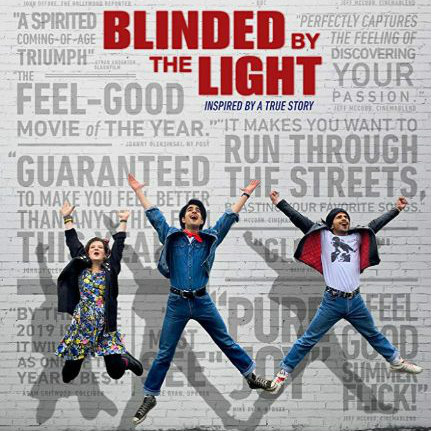 Hollywood Insider Blinded By The Light Gurinder Chadha Bruce Springsteen Review