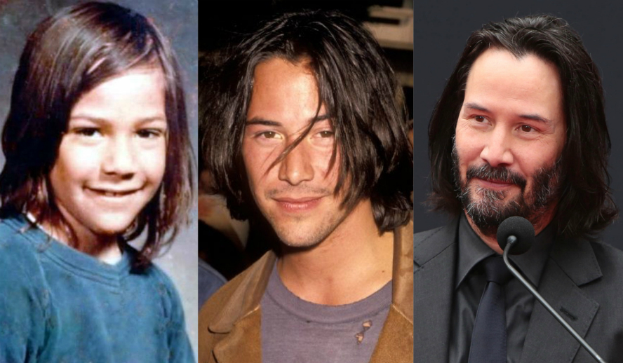 Hollywood Insider Keanu Reeves 32 Year John Wick 3 Toy Story 4 Matrix Speed My Own Private Idaho Photo