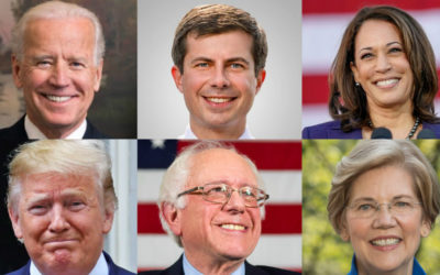 WATCH: Who Is President For 2020? Pete Buttigieg? Joe Biden? Kamala Harris? Donald Trump? Bernie Sanders? – Season 2 Of Hollywood Insider's Messages From America – Episode 2