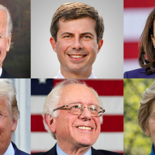 WATCH: Who Is President For 2020? Pete Buttigieg? Joe Biden? Kamala Harris? Donald Trump? Bernie Sanders? - Season 2 Of Hollywood Insider's Messages From America - Episode 2