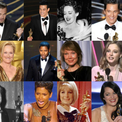 A Tribute To The Academy Awards: All Best Actor/Actress Speeches From The Beginning Of Oscars 1929-2019 | From Rami Malek, Leonardo DiCaprio To Marlon Brando & Beyond | From Olivia Colman, Meryl Streep To Bette Davis & Beyond