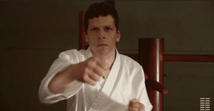 "Is Jesse Eisenberg's ""The Art Of Self Defense"" A Dark & Comedic Version Of Brad Pitt's ""Fight Club"" And Also Addressing The Pitfalls Of Toxic Masculinity?"