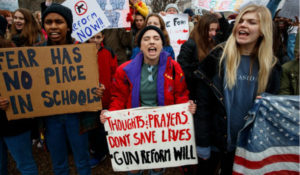 Hollywood Insider's Messages From America Do You Support Gun Control