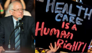 Hollywood Insider's Messages From America Do You Support Universal Healthcare Bernie Sanders