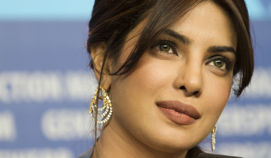 Hollywood Insider Feature Priyanka Chopra Jonas