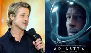 Hollywood Insider's Reaction From Stars Brad Pitt Ad Astra Liv Tyler Ruth Negga Donald Sutherland Tommy Lee Jones James Gray