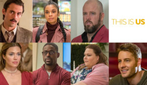 Hollywood Insider's Reaction From Stars This Is Us Milo Ventimiglia Mandy Moore Sterling K