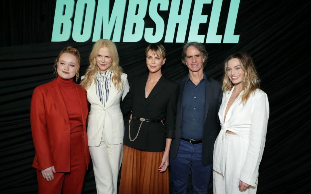 Watch: 'Reaction From Stars' On Making Of 'Bombshell' From Charlize Theron As Megyn Kelly, Nicole Kidman, Margot Robbie And More