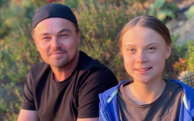 """WATCH: """"Is Climate Change An Urgent Issue Or Not A Worry For 100 Years?"""" Do You Support Leonardo DiCaprio & Greta Thunberg? – Hollywood Insider's 'Messages From America' – Episode 7"""