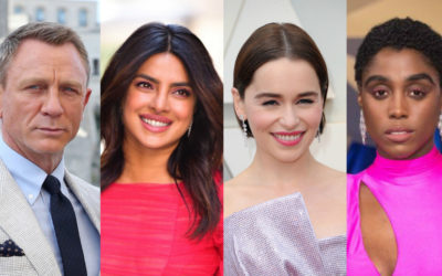 The Name Is Bond….. Female Bond? Could Daniel Craig's Successor Be Priyanka Chopra, Emilia Clarke Or Lashana Lynch After 'No Time To Die'?