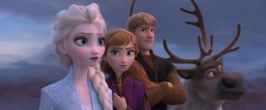 Hollywood Insider's Frozen 2 Elsa and Anna